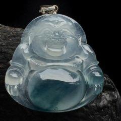 冰种翡翠玉佛保养方法   佩戴翡翠玉佛能带来什么好运