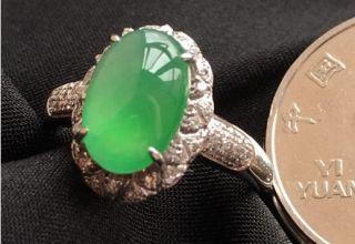 翡翠戒指寓意及佩戴相关知识  翡翠戒指保养三大要领