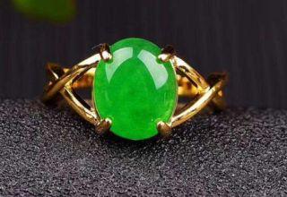 翡翠戒指佩戴方法和含义  翡翠戒指保养方法