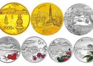 西湖金银币收藏价值高,适合长期投资
