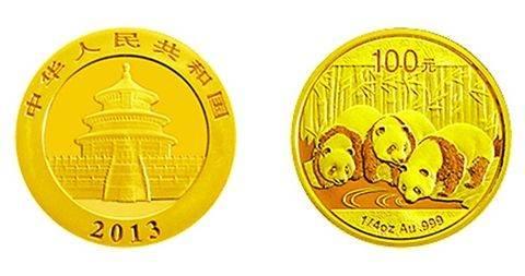 2013年熊猫金币热销   是否具有收藏价值