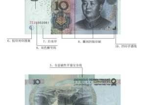 2005版第五套人民币10元背面图案防伪介绍 你注意过是什么吗?