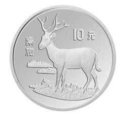 我国纪念币中的精品系列之珍稀野生动物金银纪念币