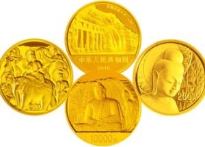 纪念币市场中的这几个投资品种适合你收藏
