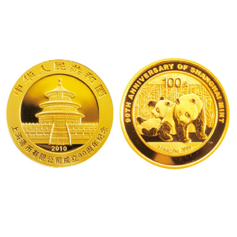 熊猫金币目前的市场价值怎么样  熊猫金银币升值空间分析