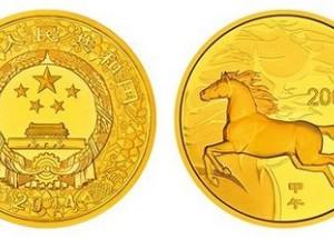 近期甲午马年金银纪念币市场价格上涨,涨幅较大
