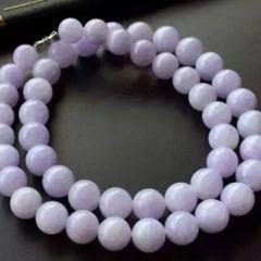 翡翠珠链选购和搭配要点  翡翠珠链介绍及分类