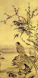 国画有多少种画法   花鸟画有多少个种类