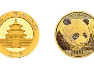 熊猫金银币收藏价值大吗?辨别熊猫金银币应该如何辨别?