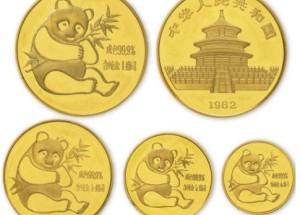 熊猫金币升值潜力怎么样?目前熊猫金币的价格多少钱?