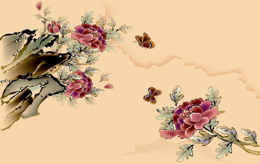 国画菊花有什么画法    文人笔下的菊花是什么样的