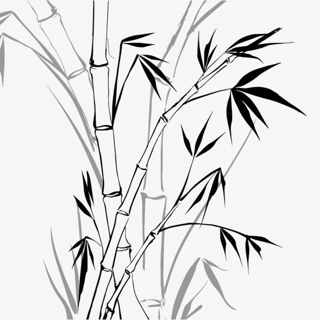 学习国画艺术好不好    国画竹子的绘画技巧