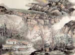 初学国画者怎么处理线条的关系   国画山水的绘画技巧