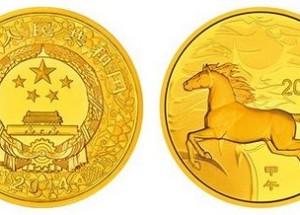 马年金银纪念币有哪些收藏意义?收藏价值大不大?