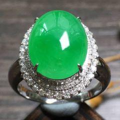 选购翡翠戒指基本原则  翡翠戒指常见造型有哪些