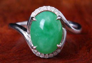 怎样选购适合自己手指大小的翡翠戒指  翡翠戒指图片