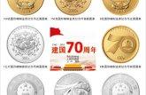 建国70周年纪念币详解来了!内附建国70周年纪念币细节大图