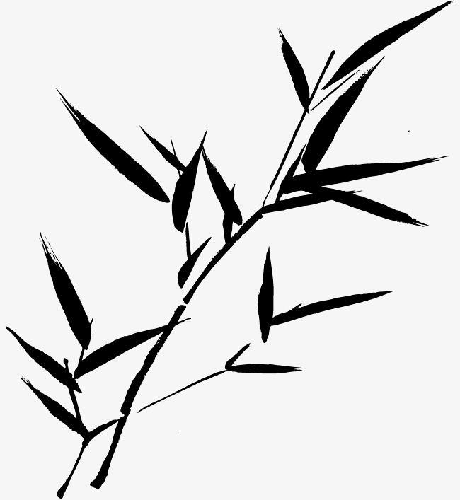 国画竹子怎么画    国画竹子的绘画技巧