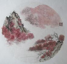 如何才能画好国画山水画   国画山水画的绘画技巧