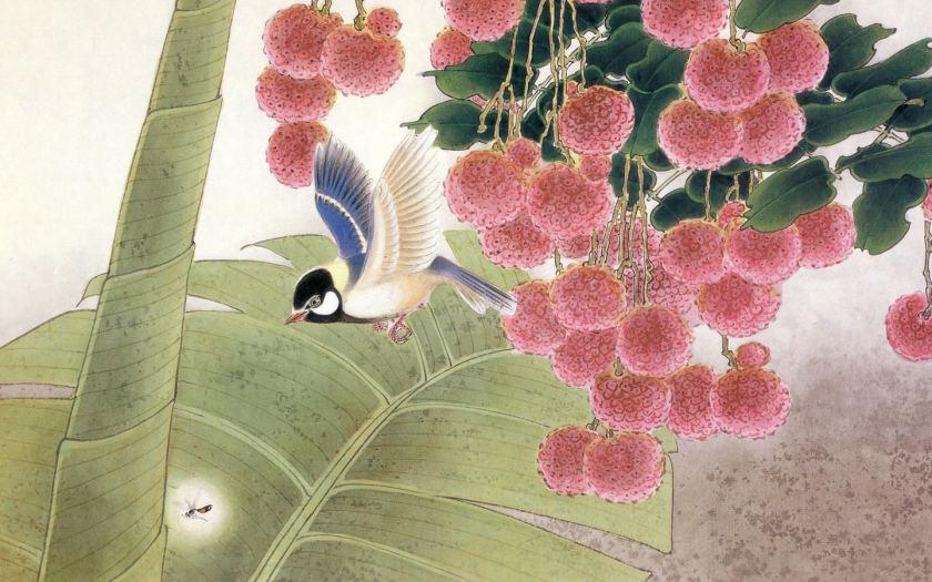 国画花鸟有什么画法   国画花鸟图的绘画步骤