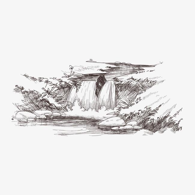 山水国画如何画   山水国画的绘画技巧
