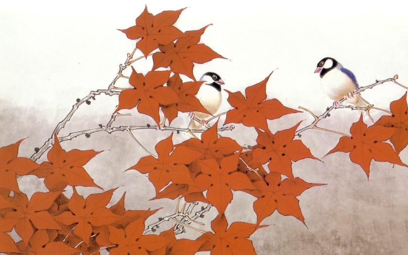 国画花鸟的绘画教程   学国画有什么好处