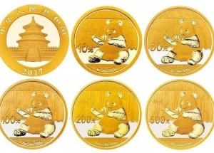 2017年熊猫金币价格分析,2017年熊猫金币投资价值高不高?