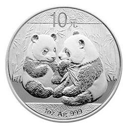 2009年熊猫1盎司银币价格多少钱?为什么这么受欢迎?