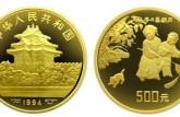 婴戏图纪念币设计亮点多,收藏价值高