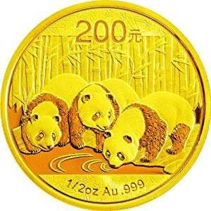 2013年熊猫金币市场价格高不高   2013年熊猫金银币值得收藏吗