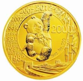 熊猫30周年纪念币发行受热捧,熊猫30周年纪念币价格上涨明显