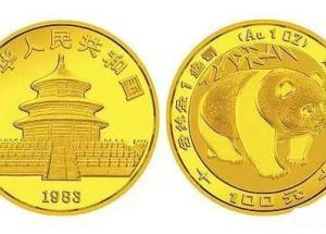 熊猫金银币值得收藏投资吗?1983年熊猫金银币价格是多少?