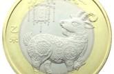 2015年羊年生肖纪念币市场受追捧,收藏潜力大