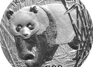 2001年1公斤熊猫银币收藏价值怎么样?2001年1公斤熊猫银币如何鉴别?