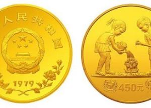 国际儿童年纪念金币图案分析,国际儿童年纪念金币发行意义深远