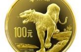 华南虎纪念金币发行意义重大,收藏价值高