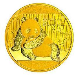 2015年1盎司熊猫金币发行量增大,值不值得收藏?