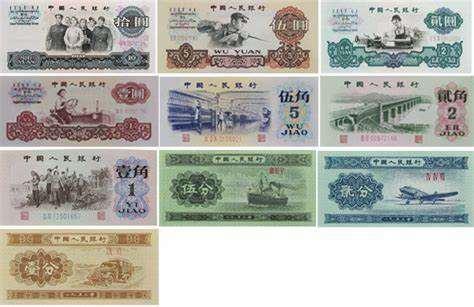 第三套人民币价格表   第三套人民币值得收藏吗