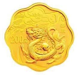 2000年龙年梅花金币市场价格波动大,收藏需谨慎