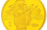 《三国演义》一组1盎司金币套装发行意义大,收藏价值高