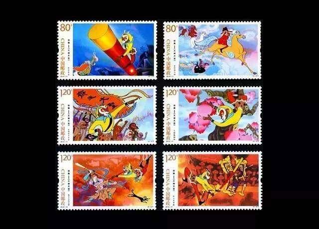 大闹天宫特种邮票市场价值分析  大闹天宫介绍及图片