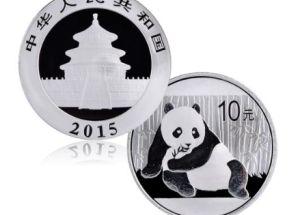 2015年熊猫金银币的三个投资技巧