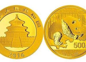2016年熊猫金银币为什么值得收藏?原因都在这里