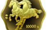 2002年马年梅花金币价值分析,2002年马年梅花金币市场收藏价值如何?