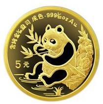 1991年熊猫金币为什么值得收藏?都有哪些原因?