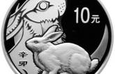 1盎司银兔升值空间怎么样?市场行情好不好?