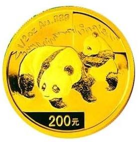 2008年熊猫金币价值高不高?值不值得投资?
