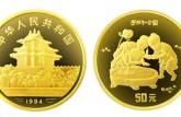 中国古代名画系列金银币第二组都有哪几枚?收藏价值怎么样?