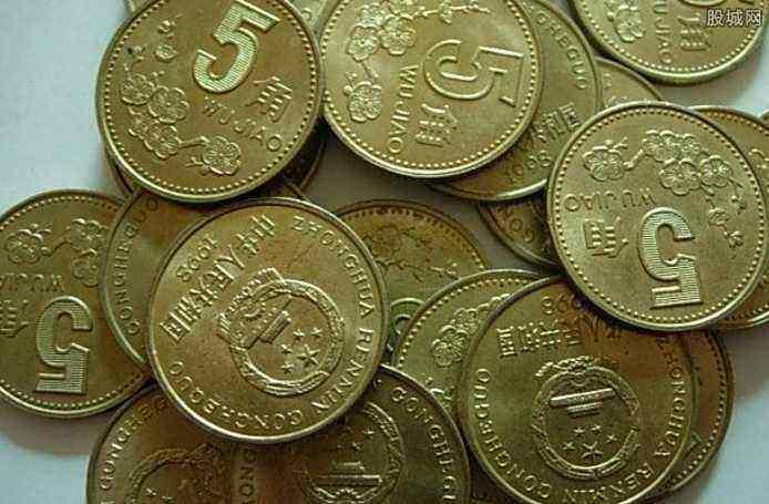 硬币回收价格表介绍 2019年梅花5角硬币价格是多少?