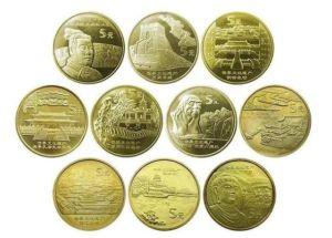 世界遗产一组纪念币设计精美,成为收藏市场的精品币种